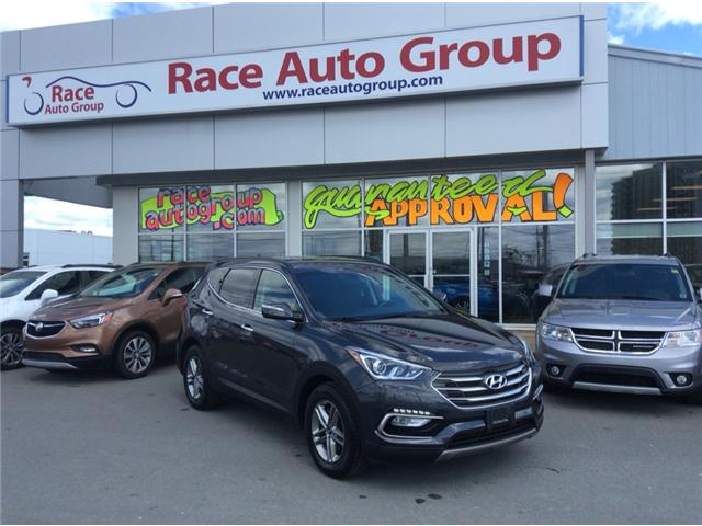2018 Hyundai Santa Fe Sport 2.4 Luxury (Stk: 15882) in Dartmouth - Image 1 of 22