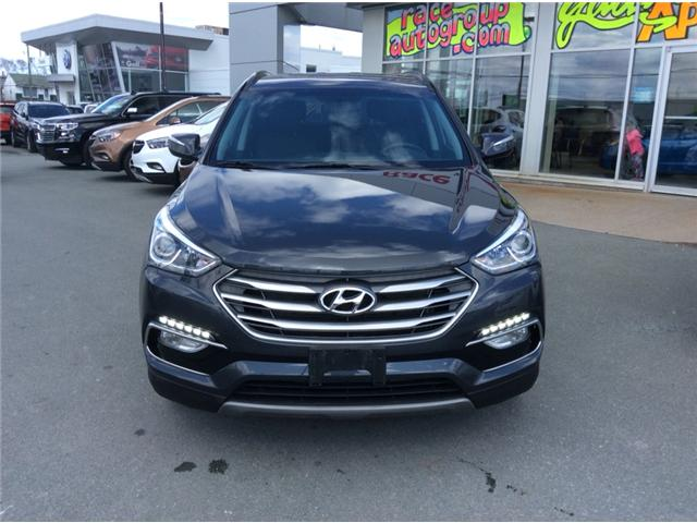 2018 Hyundai Santa Fe Sport 2.4 Luxury (Stk: 15882) in Dartmouth - Image 2 of 22