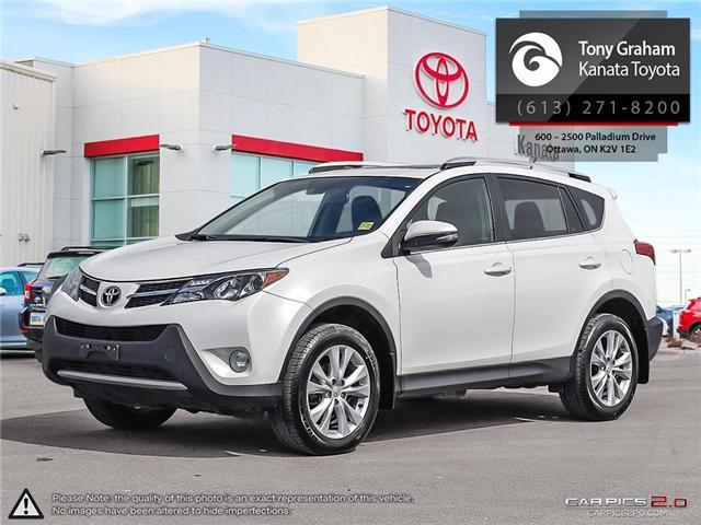 2015 Toyota RAV4 Limited (Stk: M2449) in Ottawa - Image 1 of 28