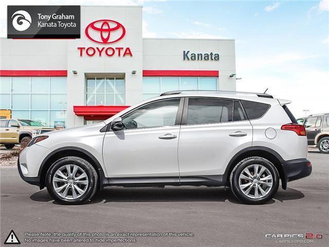 2015 Toyota RAV4 Limited (Stk: M2449) in Ottawa - Image 2 of 28