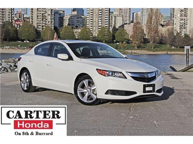2014 Acura ILX Base (Stk: B40821) in Vancouver - Image 1 of 28