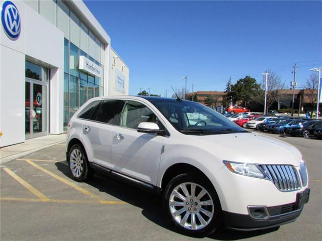 2014 Lincoln MKX Base (Stk: 95040A) in Toronto - Image 1 of 21