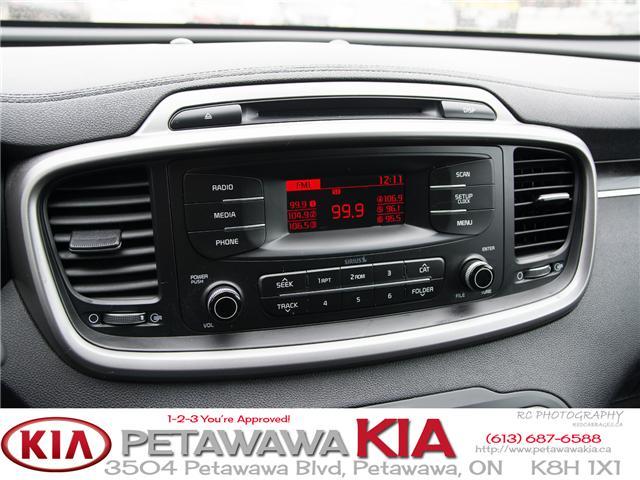 2016 Kia Sorento 2.4L LX (Stk: 18163-1) in Petawawa - Image 19 of 27