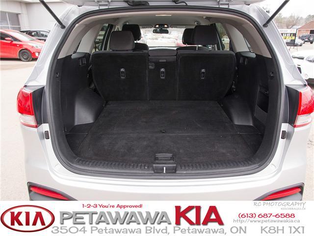 2016 Kia Sorento 2.4L LX (Stk: 18163-1) in Petawawa - Image 25 of 27