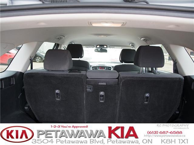 2016 Kia Sorento 2.4L LX (Stk: 18163-1) in Petawawa - Image 26 of 27