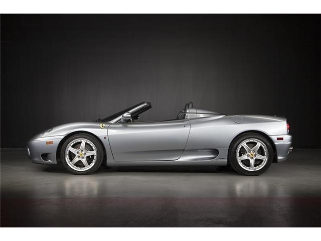 2005 Ferrari 360 Modena Spider F1 (Stk: MU1829) in Woodbridge - Image 1 of 18