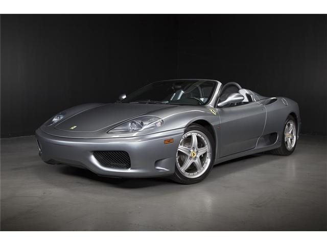 2005 Ferrari 360 Modena Spider F1 (Stk: MU1829) in Woodbridge - Image 2 of 18
