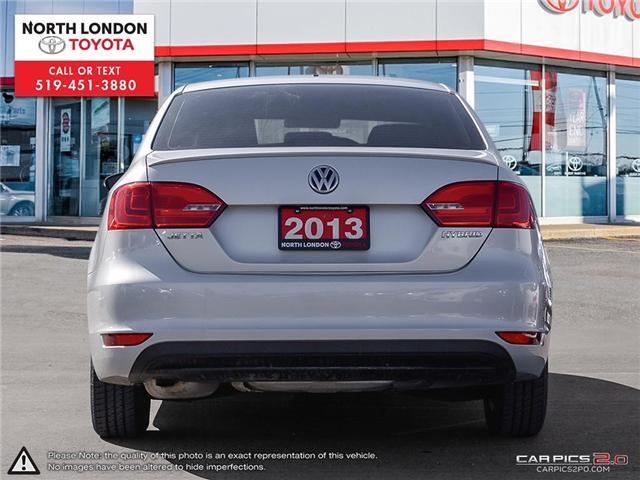 2013 Volkswagen Jetta Turbocharged Hybrid Trendline (Stk: AA218499) in London - Image 5 of 27