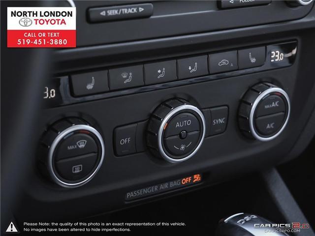 2013 Volkswagen Jetta Turbocharged Hybrid Trendline (Stk: AA218499) in London - Image 13 of 27