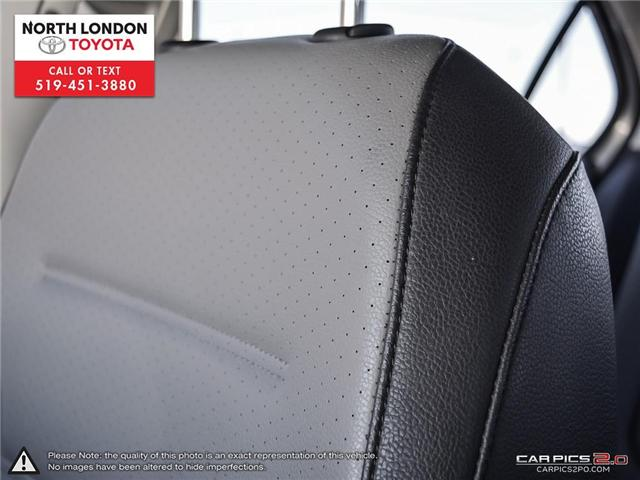 2013 Volkswagen Jetta Turbocharged Hybrid Trendline (Stk: AA218499) in London - Image 16 of 27