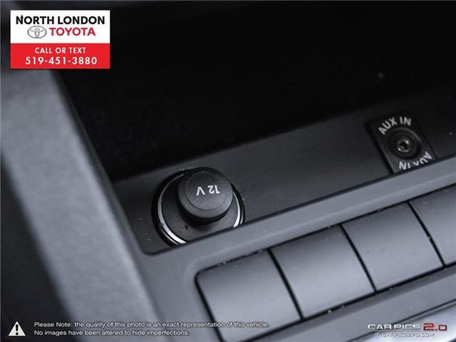 2013 Volkswagen Jetta Turbocharged Hybrid Trendline (Stk: AA218499) in London - Image 17 of 27