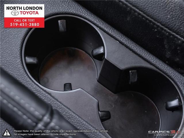 2013 Volkswagen Jetta Turbocharged Hybrid Trendline (Stk: AA218499) in London - Image 18 of 27