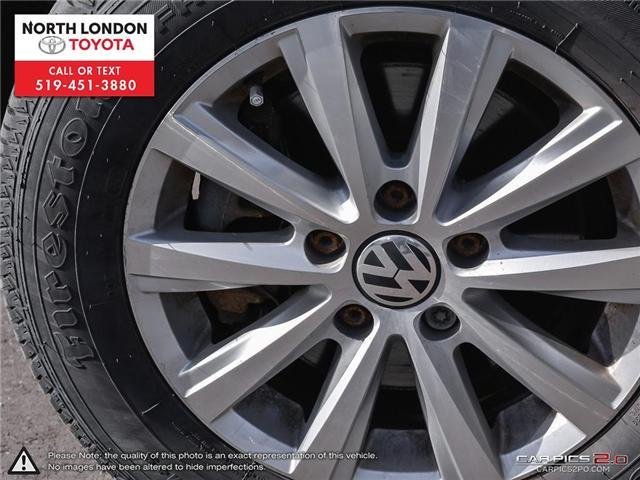 2013 Volkswagen Jetta Turbocharged Hybrid Trendline (Stk: AA218499) in London - Image 21 of 27