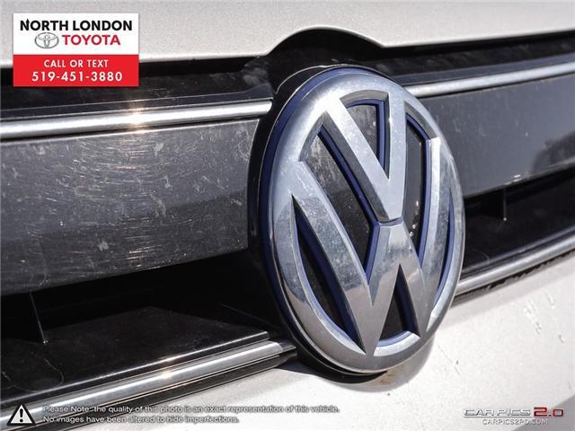 2013 Volkswagen Jetta Turbocharged Hybrid Trendline (Stk: AA218499) in London - Image 23 of 27