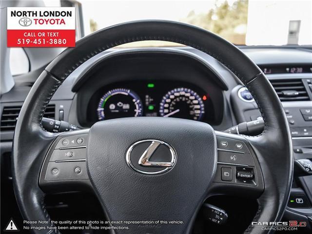 2010 Lexus HS 250h Premium (Stk: A218517) in London - Image 7 of 27