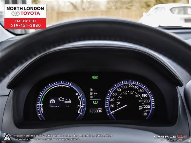 2010 Lexus HS 250h Premium (Stk: A218517) in London - Image 8 of 27
