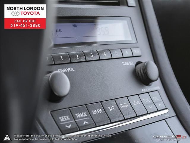 2010 Lexus HS 250h Premium (Stk: A218517) in London - Image 13 of 27