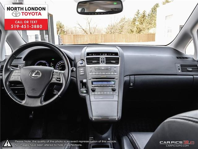 2010 Lexus HS 250h Premium (Stk: A218517) in London - Image 19 of 27