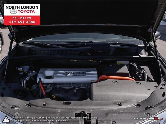 2010 Lexus HS 250h Premium (Stk: A218517) in London - Image 23 of 27