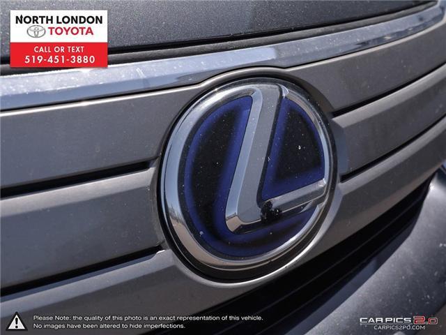 2010 Lexus HS 250h Premium (Stk: A218517) in London - Image 24 of 27