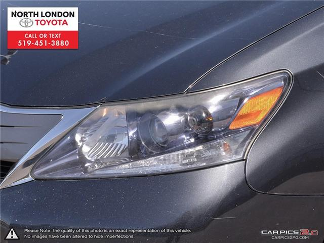 2010 Lexus HS 250h Premium (Stk: A218517) in London - Image 25 of 27