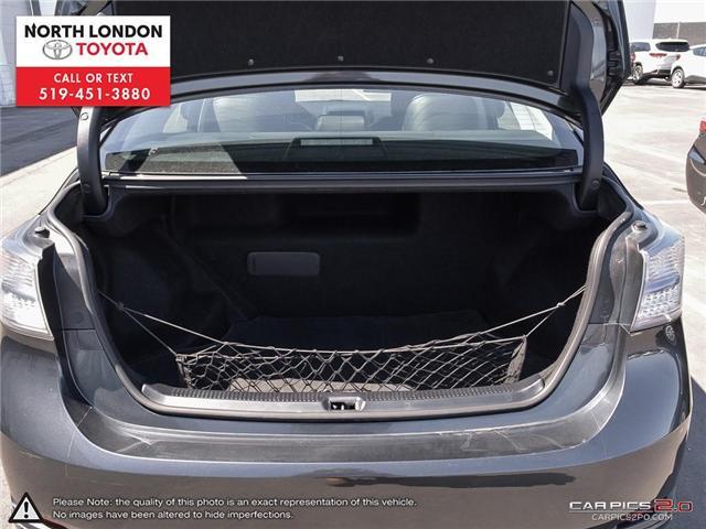 2010 Lexus HS 250h Premium (Stk: A218517) in London - Image 26 of 27