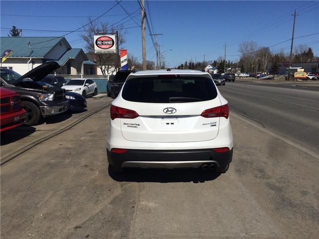 2013 Hyundai Santa Fe Sport 2.0T SE (Stk: 1733) in Garson - Image 4 of 13