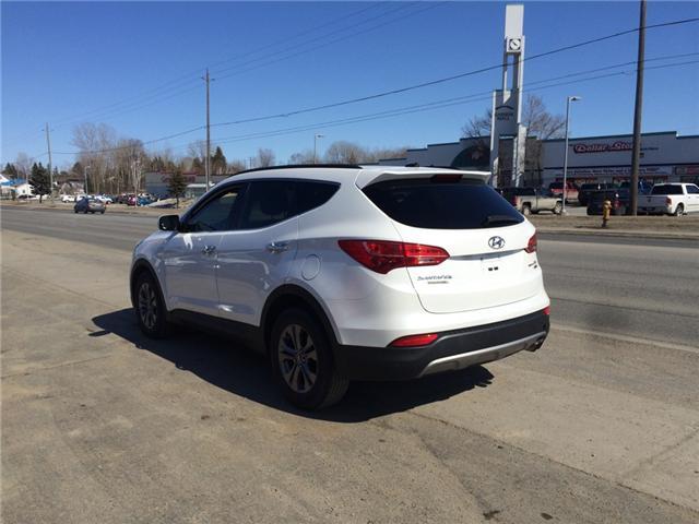 2013 Hyundai Santa Fe Sport 2.0T SE (Stk: 1733) in Garson - Image 5 of 13