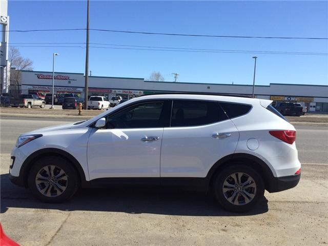 2013 Hyundai Santa Fe Sport 2.0T SE (Stk: 1733) in Garson - Image 6 of 13