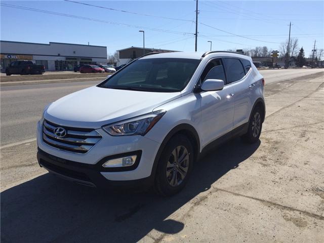 2013 Hyundai Santa Fe Sport 2.0T SE (Stk: 1733) in Garson - Image 8 of 13