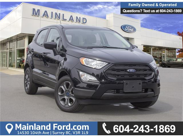 2018 Ford EcoSport S (Stk: 8EC7714) in Surrey - Image 1 of 26
