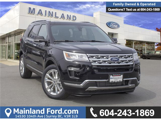 2018 Ford Explorer Limited (Stk: 8EX4150) in Surrey - Image 1 of 29