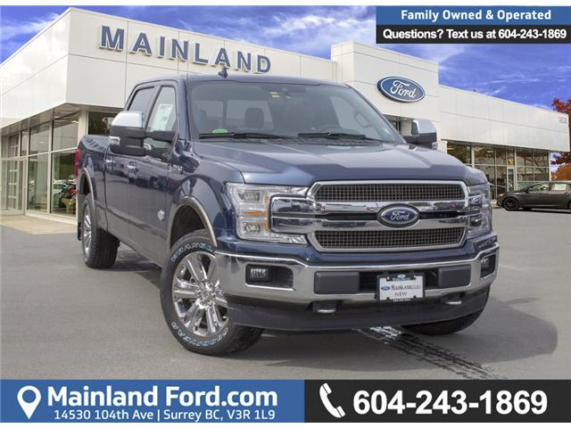 2018 Ford F-150 King Ranch (Stk: 8F16103) in Surrey - Image 1 of 29