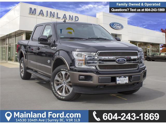 2018 Ford F-150 King Ranch (Stk: 8F16186) in Surrey - Image 1 of 28