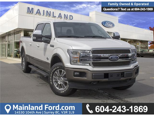 2018 Ford F-150 King Ranch (Stk: 8F19819) in Surrey - Image 1 of 29