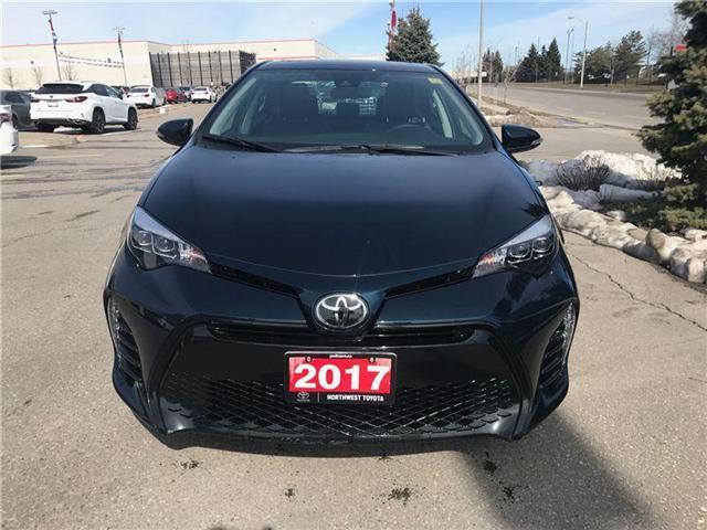 2017 Toyota Corolla SE (Stk: 918803P) in Brampton - Image 2 of 14