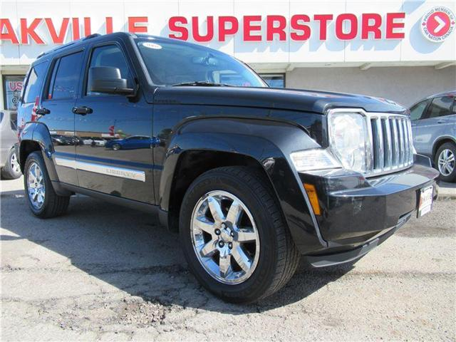 2008 Jeep Liberty Limited Edition | LEATHER | AWD | CRUISE CONTROL (Stk: P10707A) in Oakville - Image 2 of 23