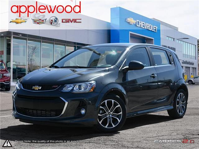 2017 Chevrolet Sonic LT Auto (Stk: 9597A) in Mississauga - Image 2 of 54