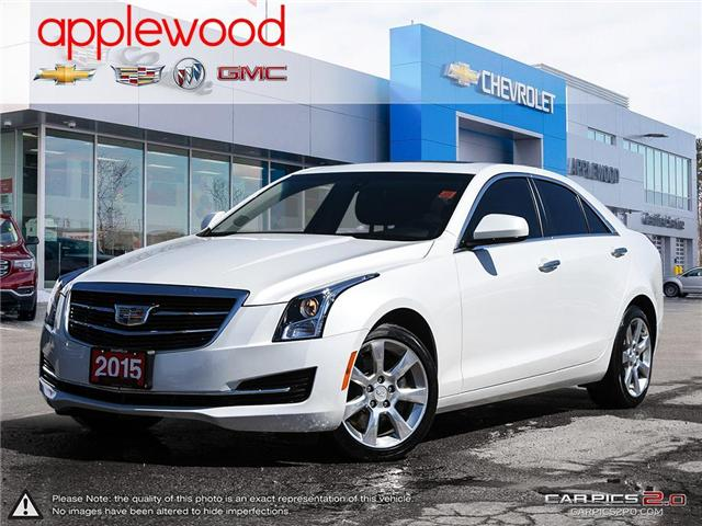 2015 Cadillac ATS 2.0L Turbo (Stk: 9524A) in Mississauga - Image 1 of 27