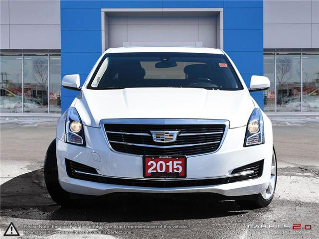 2015 Cadillac ATS 2.0L Turbo (Stk: 9524A) in Mississauga - Image 2 of 27