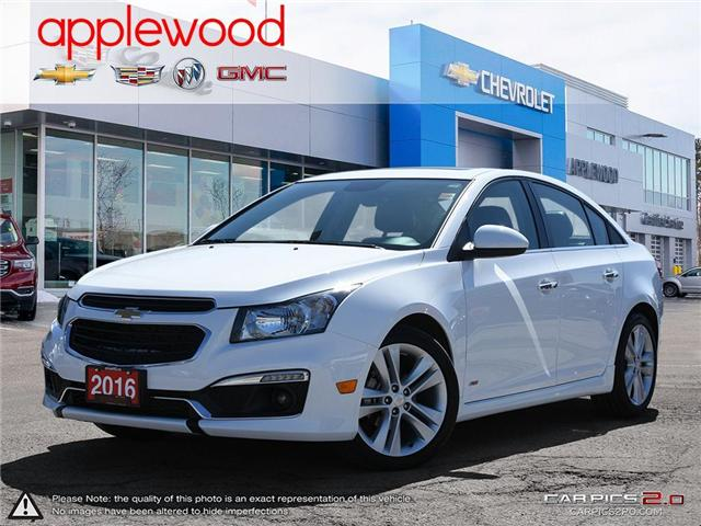 2016 Chevrolet Cruze Limited 2LT (Stk: 7351P) in Mississauga - Image 2 of 52