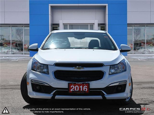 2016 Chevrolet Cruze Limited 2LT (Stk: 7351P) in Mississauga - Image 2 of 26