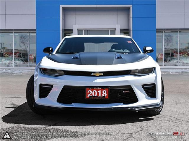 2018 Chevrolet Camaro 2SS (Stk: 6239P) in Mississauga - Image 2 of 27