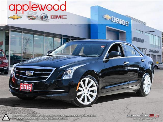 2015 Cadillac ATS 2.0L Turbo Luxury (Stk: 5663P) in Mississauga - Image 1 of 27