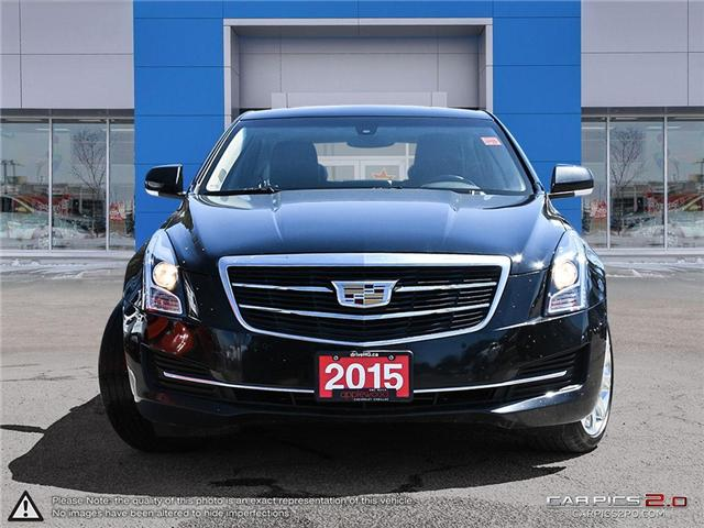 2015 Cadillac ATS 2.0L Turbo Luxury (Stk: 5663P) in Mississauga - Image 2 of 27