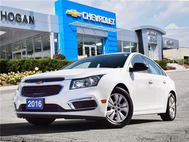 2016 Chevrolet Cruze Limited 2LS (Stk: B174639) in Scarborough - Image 1 of 23