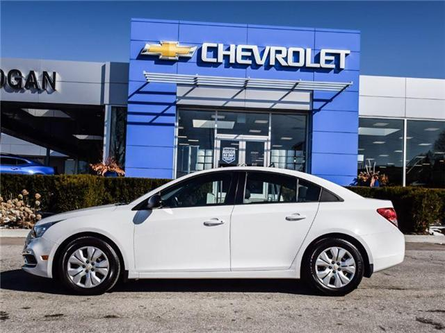 2016 Chevrolet Cruze Limited 2LS (Stk: B174639) in Scarborough - Image 2 of 23