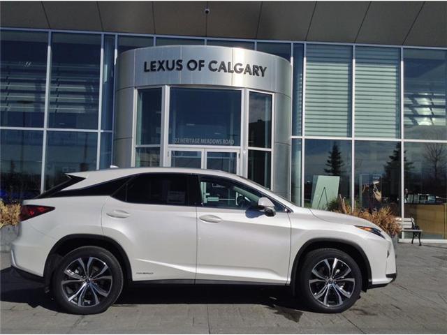 2018 Lexus RX 450h Base (Stk: 180165) in Calgary - Image 1 of 4