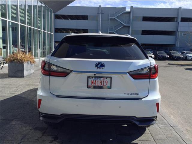 2018 Lexus RX 450h Base (Stk: 180165) in Calgary - Image 2 of 4