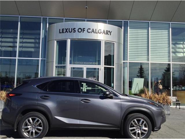 2018 Lexus NX 300 Base (Stk: 180330) in Calgary - Image 1 of 4